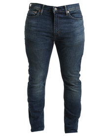 Levi's 510 Skinny Fit Giant Reed Blue