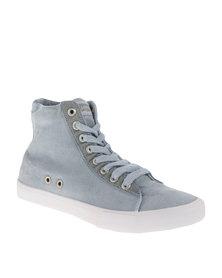 Levi's ® Spritz High-Top Sneakers Blue