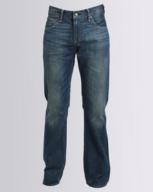 Levi's 527T Slim Boot Cut Jean Bedside Blues