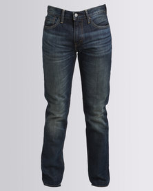 Levi's 511T Slim Fit Jean Tattler Blue