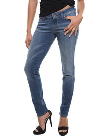 Levi's Low TC Demi Skinny Jeans Blue