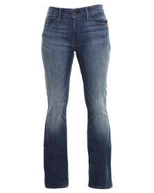 Levi's Demi Curve Bootcut Jeans Blue