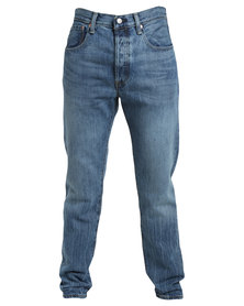 Levi's ® 501 Customized & Tapered Chutney Blue