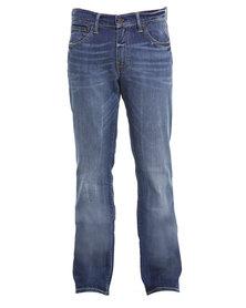Levi's 527 Bootcut Jeans Blue