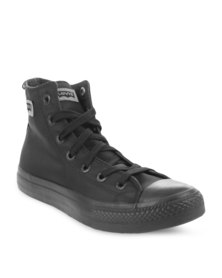 Levi's Dunk Pitch High Nylon Black