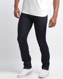 Levi's 511 Slim Fit Rigid Dragon Jeans Blue