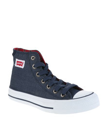 Levi's ® Dunk Pitch Hi Sneakers Blue