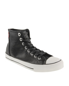 Levi's ® Trucker High MM Sneaker Black