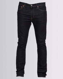 Levi's 510 Skinny Fit Rinsey Jeans Blue