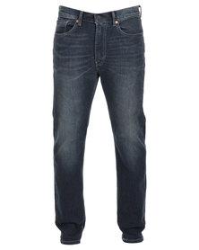 Levi's 505 Regular Fit Navarro Jeans Blue