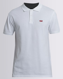 Levi's Polo Shirt White