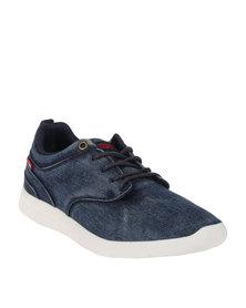 Levi's ® Ryder Denim Sneaker Navy