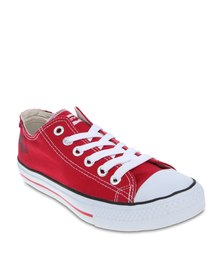Levi's ® Dunk Lo 2 Sneakers Red