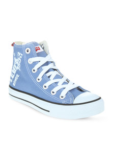 Levi's Dunk Hi 2 Sneakers Sky Blue