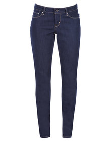 Levis MD SPC Skinny Jeans Blue