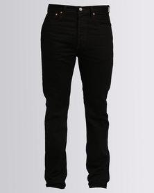 Levi's 501 Levi's Original Fit Jeans Black