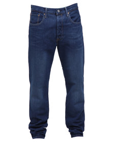 Levi's 501 Customised & Tapered Jeans Blue