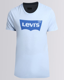 Levi's Housemark Graphic T-Shirt Light Blue