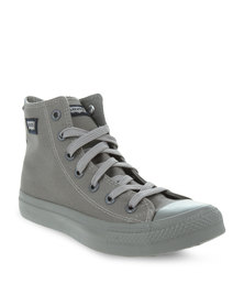 Levi's Dunk Pitch Hi Sneakers Grey