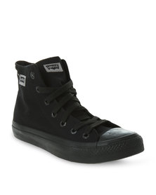 Levi's Dunk Pitch Hi Sneakers Black
