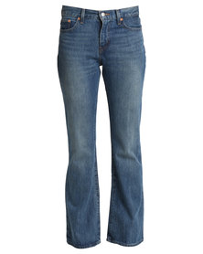 Levi's Vintage Flare American Dream Jean Blue