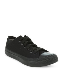 Levi's Dunk Pitch Lo Sneakers Black