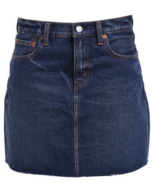 Levi's Icons Skirt Blue