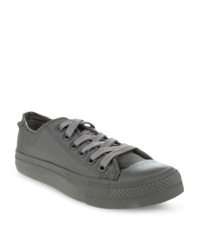 Levi's Dunk Lo 2 Nylon Sneakers Grey