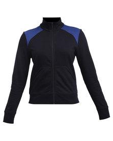 Levi's Geo Jacquard Sweatshirt Black
