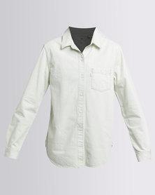 Levi's Workwear 1 Pocket Mount Olympus Shirt White