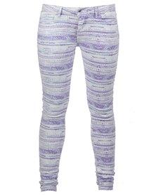 Levi's ® Seasonal Jegging Purple