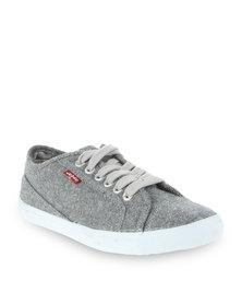 Levi's Andrea Sneakers Grey Twill
