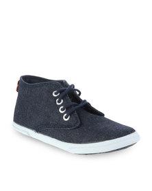 Levi's Tourmaline Lace-Up Shoes Navy