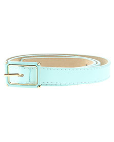 Lily & Rose Corner Studded Buckle Mint