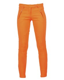 Linx Fan Stretch Pants Orange