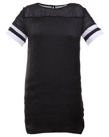 Linx Sporty Dress Black