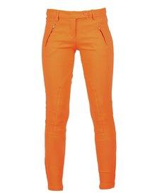 Linx Fan Stretch Pants Orange