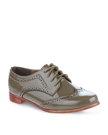 Linx Lace-up Brogue Brown