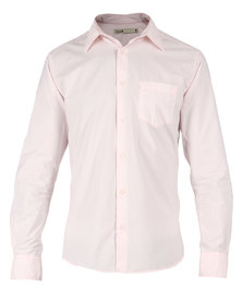 Linx Long Sleeve Shirt Pink