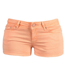 Linx Neon Shorts Orange
