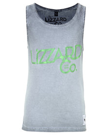 Lizzard Andrew Vest Grey