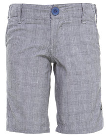 Lizzard Kilburn Shorts Grey
