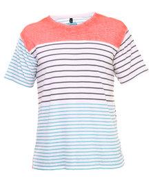 Lizzard Garry T-Shirt Red