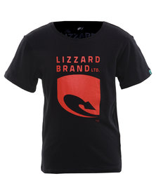 Lizzard Drydock Tee Black