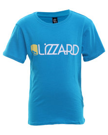 Lizzard Falcon Tee Blue