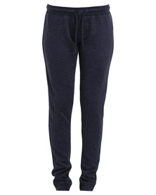 Lizzy Cassiopeia Trackpants Navy Blue