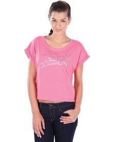 Lizzy Inex Top Pink