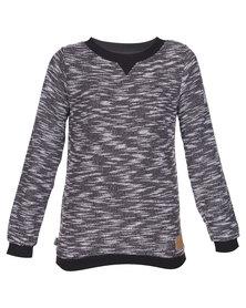 Lizzy Lext Knitwear Black