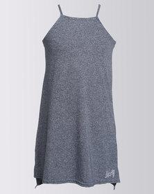 Lizzy Jaelyn Dress Grey