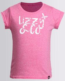 Lizzy Nalini Tee Pink